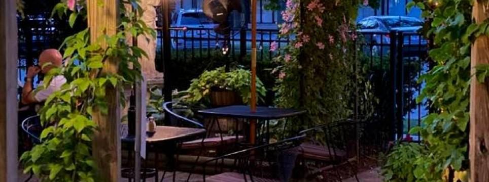 AL FRESCO DINING IN GENEVA